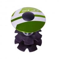 Capac furcă XLC 28.6 mm - a-head Plug verde