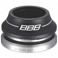"""Cuvete furcă BBB 1 1/8""""-1.3/8"""" 41.0-48.9 mm negru - integrate tapered"""