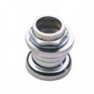 Cuvete furcă RPC 25.4 mm - externe - filet - argintiu