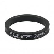 """Distanțier furcă FORCE 2 1.1/8"""" 5mm - a-head negru"""