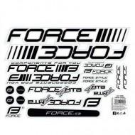 Autocolante cadru Force 37x27 cm