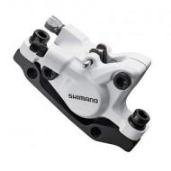 Etrier hidraulic SHIMANO Deore BR-M446 alb