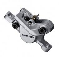 Etrier hidraulic SHIMANO Deore BR-M447 argintiu