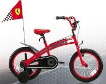 Biciclete Ferrari pentru copii!