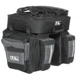 Geantă portbagaj 3 piese M-WAVE 62 litri