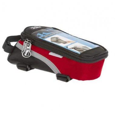 Borsetă Smartphones M-WAVE roșu