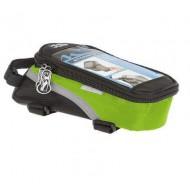 Borsetă Smartphones M-WAVE verde