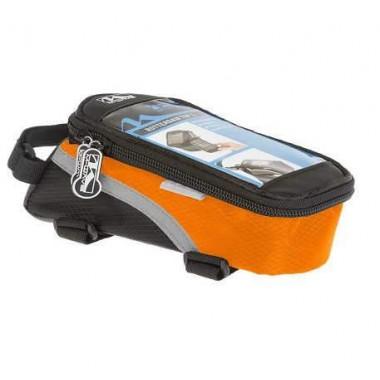 Borsetă Smartphones M-WAVE portocaliu