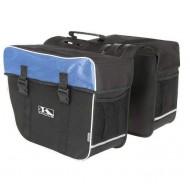 Geantă portbagaj 2 piese M-WAVE 30 litri Albastru