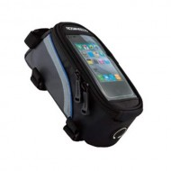 Borsetă cadru STAND Roswhell Smartphone negru/albastru