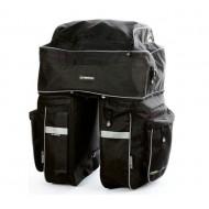 Geantă portbagaj 3 piese BIKEFUN Pannier Tour 78 litri