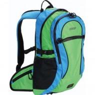Rucsac BBB Trail Packer 25L verde/albastru