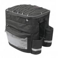 Geantă portbagaj 2 piese FORCE Target 32 litri
