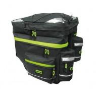 Geantă portbagaj 3 piese BIKEFUN Hiker 55 litri