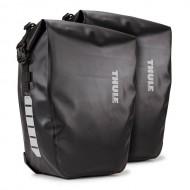 Geantă portbagaj THULE PNP Shield Pannier Pereche 25L negru