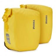 Geantă portbagaj THULE PNP Shield Pannier Pereche 13L galben