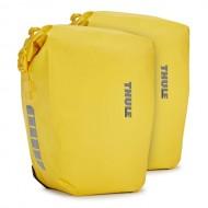 Geantă portbagaj THULE PNP Shield Pannier Pereche 25L galben