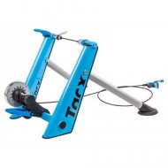 Home trainer magnetic TACX T2600 10 viteze - Blue motion - 950W - manetă ghidon