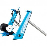 Home trainer magnetic TACX T2650 10 viteze - Blue matic - 750W - manetă ghidon