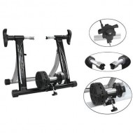 Home trainer magnetic FORCE Basic Fe - negru