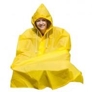 Pelerină ploaie pentru adulți Galbenă 715153