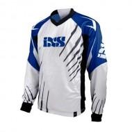 Bluză IXS Shatter DH Elite albastru