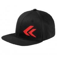 Șapcă baseball KROSS Fullcap roșu