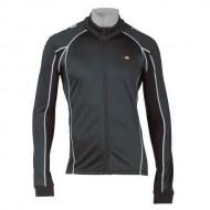 Jachetă ciclism NORTHWAVE Force Total Protection negru