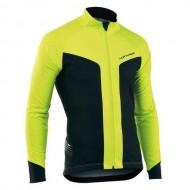 Jachetă ciclism NORTHWAVE Reload Selective Protection galben/negru