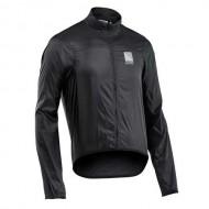 Jachetă ciclism ploaie NORTHWAVE Breeze 2 negru mărime M