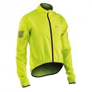Jachetă ciclism vânt NORTHWAVE Vortex fluorescent mărime S