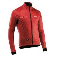 Jachetă ciclism iarnă NORTHWAVE Extreme 3 TP roşu/negru mărime M