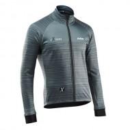 Jachetă ciclism iarnă NORTHWAVE Extreme 3 TP verde forest/negru mărime S
