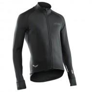 Jachetă ciclism toamnă/primăvară NORTHWAVE Extreme H2O negru mărime M