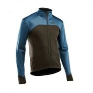 Jachetă ciclism iarnă NORTHWAVE Reload SP negru/albastru mărime M