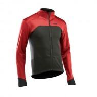 Jachetă ciclism iarnă NORTHWAVE Reload SP negru/roşu mărime XL
