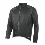Jachetă ciclism FORCE One Pro - neagră mărime L
