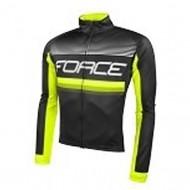 Jachetă ciclism FORCE Premium Drift Rain