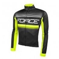 Jachetă ciclism FORCE Premium Drift Rain mărime L