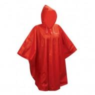 Pelerină ploaie FORCE roşu