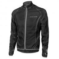 Jachetă de ploaie KROSS negru