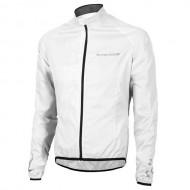 Jachetă de ploaie KROSS alb