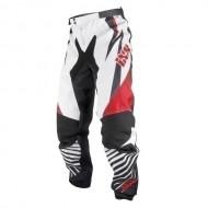 Pantaloni lungi IXS Invader DH Comp roșu