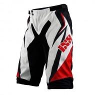 Pantaloni scurți IXS Invader DH Comp roșu