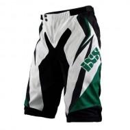 Pantaloni scurți IXS Invader DH Comp turcoaz mărime L