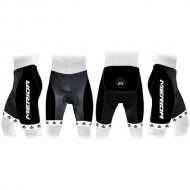 Pantaloni scurți MERIDA 377 negru/alb