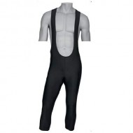 Pantaloni trei sferturi cu bretele NORTHWAVE FORCE negru