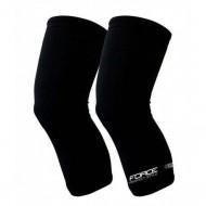 Încălzitor genunchi FORCE Term negru