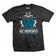 Tricou WTP STEELFACTORY negru