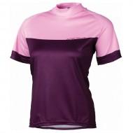 Tricou ciclism damă KROSS Roamer Lady violet